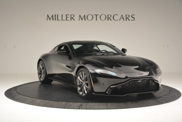 Used 2019 Aston Martin Vantage Coupe for sale Sold at Bugatti of Greenwich in Greenwich CT 06830 11
