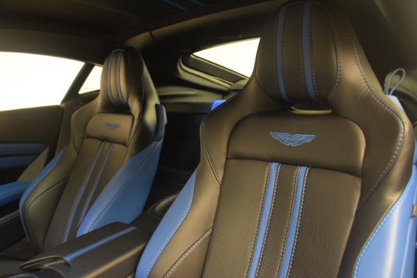 Used 2019 Aston Martin Vantage Coupe for sale $132,990 at Bugatti of Greenwich in Greenwich CT 06830 18