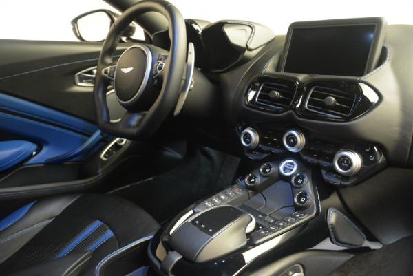 Used 2019 Aston Martin Vantage Coupe for sale $132,990 at Bugatti of Greenwich in Greenwich CT 06830 22