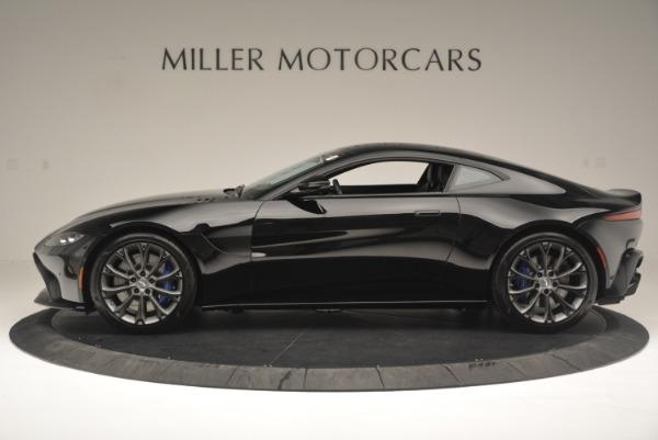 Used 2019 Aston Martin Vantage Coupe for sale $132,990 at Bugatti of Greenwich in Greenwich CT 06830 3
