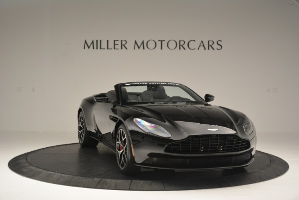 New 2019 Aston Martin DB11 V8 Convertible for sale Sold at Bugatti of Greenwich in Greenwich CT 06830 11
