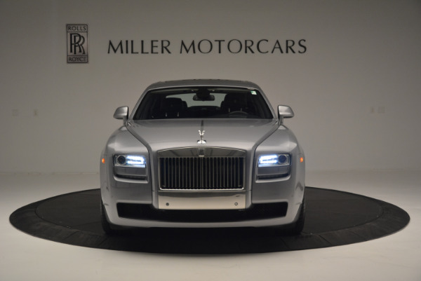 Used 2012 Rolls-Royce Ghost for sale Sold at Bugatti of Greenwich in Greenwich CT 06830 10