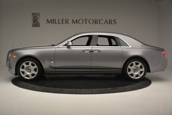 Used 2012 Rolls-Royce Ghost for sale Sold at Bugatti of Greenwich in Greenwich CT 06830 2