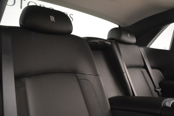 Used 2012 Rolls-Royce Ghost for sale Sold at Bugatti of Greenwich in Greenwich CT 06830 26