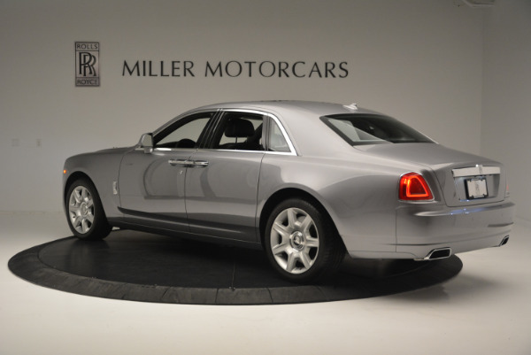 Used 2012 Rolls-Royce Ghost for sale Sold at Bugatti of Greenwich in Greenwich CT 06830 5