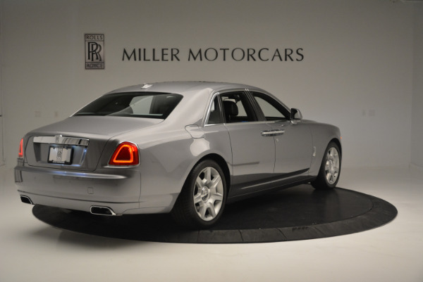 Used 2012 Rolls-Royce Ghost for sale Sold at Bugatti of Greenwich in Greenwich CT 06830 7