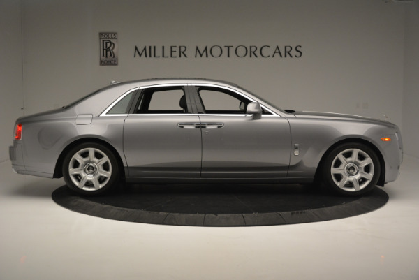 Used 2012 Rolls-Royce Ghost for sale Sold at Bugatti of Greenwich in Greenwich CT 06830 8