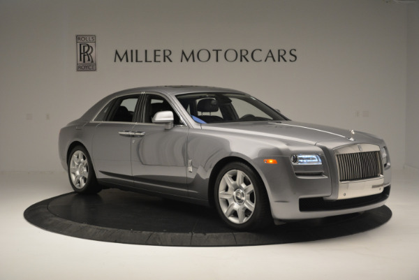 Used 2012 Rolls-Royce Ghost for sale Sold at Bugatti of Greenwich in Greenwich CT 06830 9