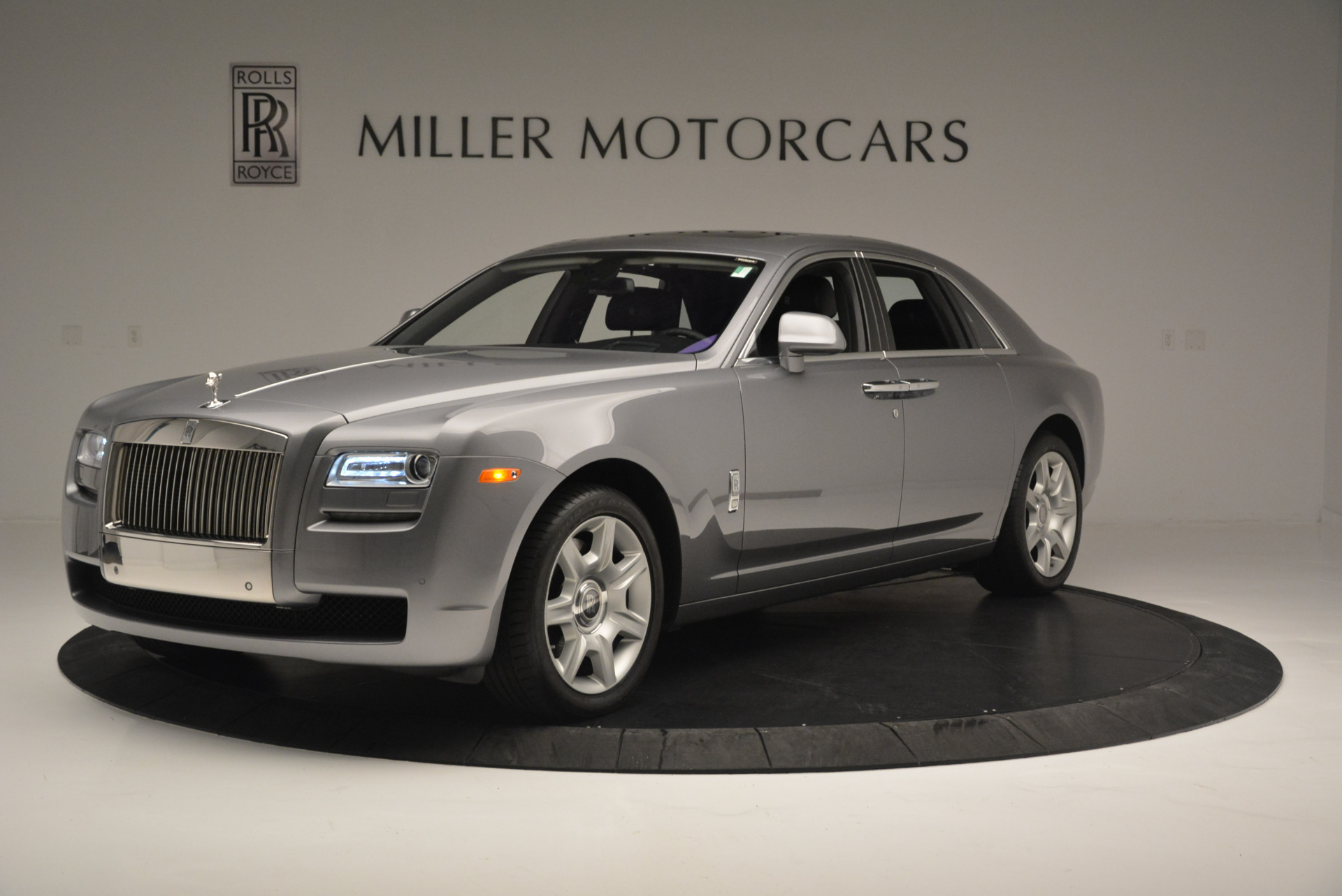 Used 2012 Rolls-Royce Ghost for sale Sold at Bugatti of Greenwich in Greenwich CT 06830 1