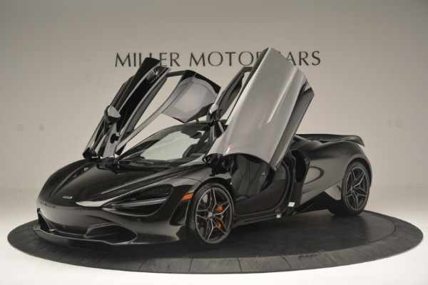 Used 2018 McLaren 720S Coupe for sale Sold at Bugatti of Greenwich in Greenwich CT 06830 14