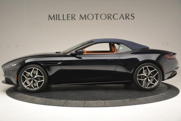 New 2019 Aston Martin DB11 Volante Volante for sale Sold at Bugatti of Greenwich in Greenwich CT 06830 15