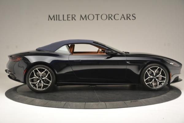 New 2019 Aston Martin DB11 Volante Volante for sale Sold at Bugatti of Greenwich in Greenwich CT 06830 16