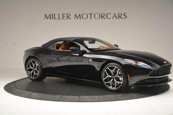New 2019 Aston Martin DB11 Volante Volante for sale Sold at Bugatti of Greenwich in Greenwich CT 06830 17