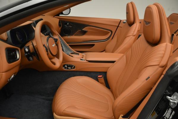 New 2019 Aston Martin DB11 Volante Volante for sale Sold at Bugatti of Greenwich in Greenwich CT 06830 20