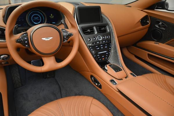 New 2019 Aston Martin DB11 Volante Volante for sale Sold at Bugatti of Greenwich in Greenwich CT 06830 21