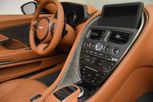 New 2019 Aston Martin DB11 Volante Volante for sale Sold at Bugatti of Greenwich in Greenwich CT 06830 26