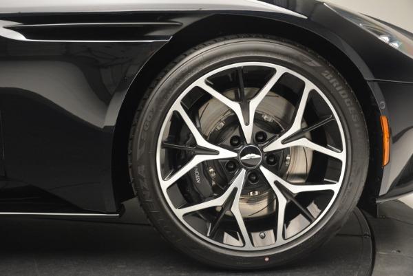 New 2019 Aston Martin DB11 Volante Volante for sale Sold at Bugatti of Greenwich in Greenwich CT 06830 28
