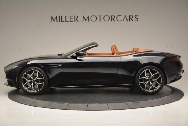 New 2019 Aston Martin DB11 Volante Volante for sale Sold at Bugatti of Greenwich in Greenwich CT 06830 3