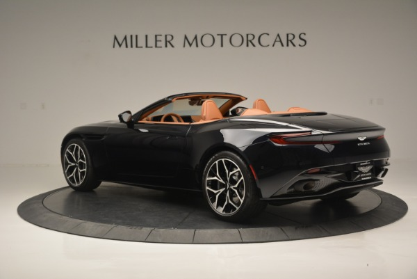 New 2019 Aston Martin DB11 Volante Volante for sale Sold at Bugatti of Greenwich in Greenwich CT 06830 4