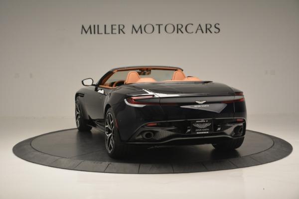 New 2019 Aston Martin DB11 Volante Volante for sale Sold at Bugatti of Greenwich in Greenwich CT 06830 5