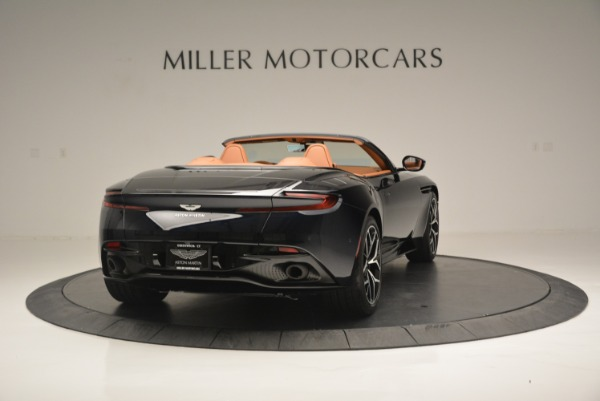New 2019 Aston Martin DB11 Volante Volante for sale Sold at Bugatti of Greenwich in Greenwich CT 06830 7