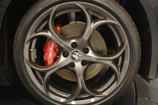 New 2018 Alfa Romeo Giulia Q4 for sale Sold at Bugatti of Greenwich in Greenwich CT 06830 25