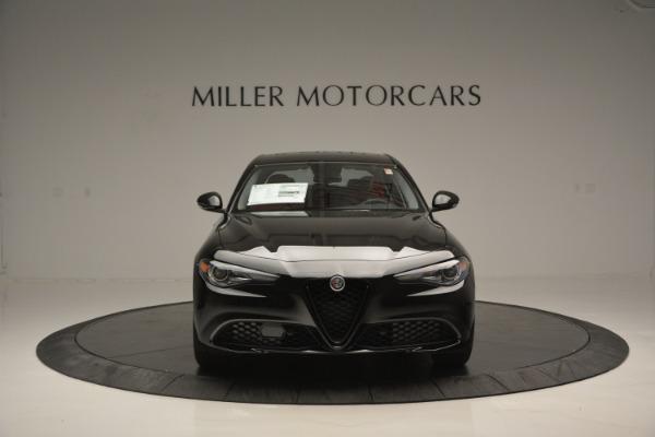 New 2018 Alfa Romeo Giulia Q4 for sale Sold at Bugatti of Greenwich in Greenwich CT 06830 11