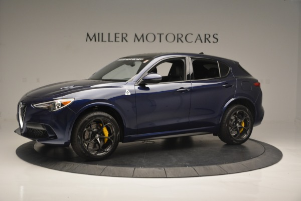 New 2018 Alfa Romeo Stelvio Quadrifoglio for sale Sold at Bugatti of Greenwich in Greenwich CT 06830 2