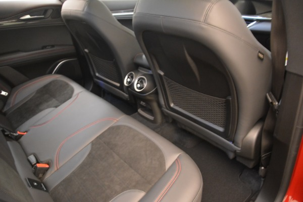 New 2018 Alfa Romeo Stelvio Quadrifoglio for sale Sold at Bugatti of Greenwich in Greenwich CT 06830 22