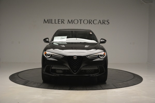 New 2018 Alfa Romeo Stelvio Quadrifoglio for sale Sold at Bugatti of Greenwich in Greenwich CT 06830 12