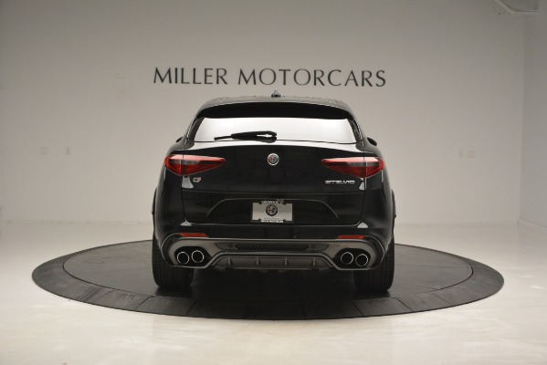 New 2018 Alfa Romeo Stelvio Quadrifoglio for sale Sold at Bugatti of Greenwich in Greenwich CT 06830 6