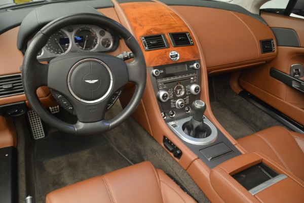 Used 2015 Aston Martin V8 Vantage Roadster for sale Sold at Bugatti of Greenwich in Greenwich CT 06830 20