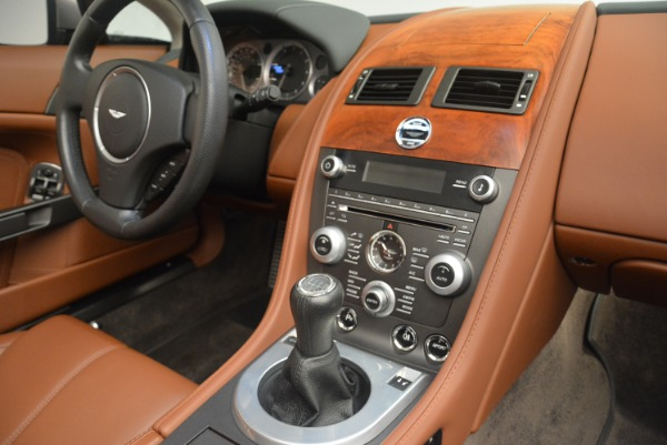 Used 2015 Aston Martin V8 Vantage Roadster for sale Sold at Bugatti of Greenwich in Greenwich CT 06830 23