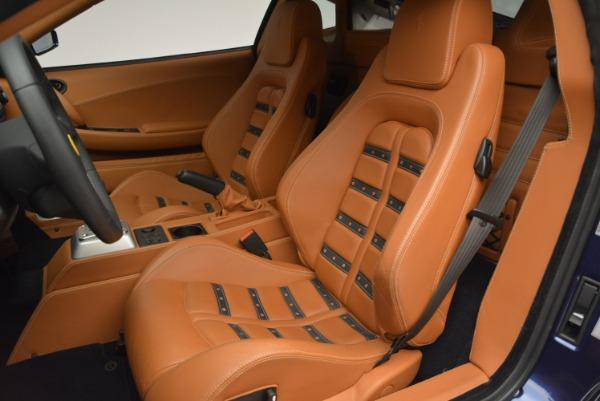 Used 2009 Ferrari F430 6-Speed Manual for sale Sold at Bugatti of Greenwich in Greenwich CT 06830 16