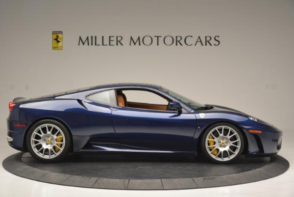 Used 2009 Ferrari F430 6-Speed Manual for sale Sold at Bugatti of Greenwich in Greenwich CT 06830 9