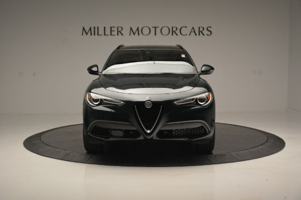 New 2018 Alfa Romeo Stelvio Ti Sport Q4 for sale Sold at Bugatti of Greenwich in Greenwich CT 06830 13
