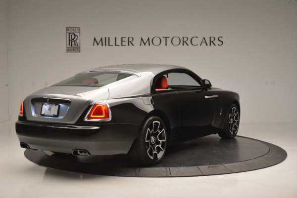 New 2018 Rolls-Royce Wraith Black Badge for sale Sold at Bugatti of Greenwich in Greenwich CT 06830 5