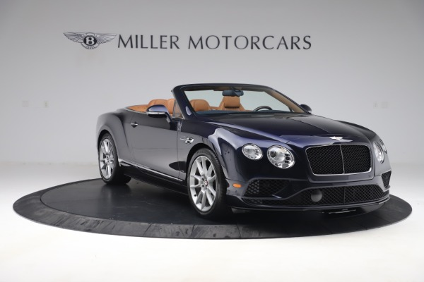 Used 2016 Bentley Continental GTC V8 S for sale Sold at Bugatti of Greenwich in Greenwich CT 06830 12