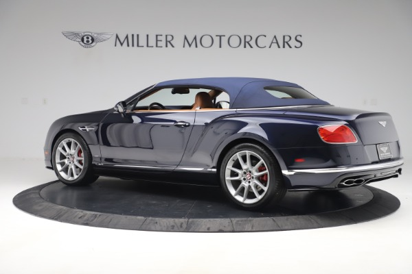 Used 2016 Bentley Continental GTC V8 S for sale Sold at Bugatti of Greenwich in Greenwich CT 06830 15
