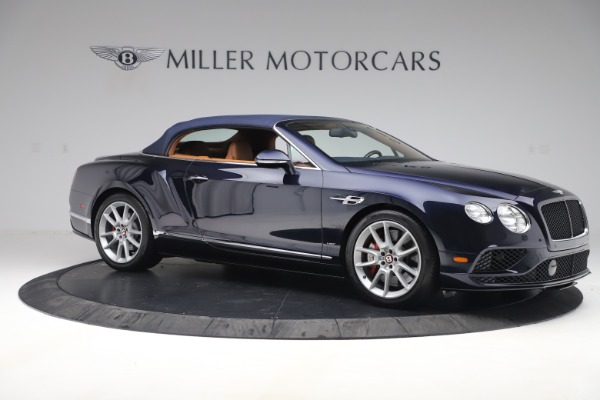 Used 2016 Bentley Continental GTC V8 S for sale $139,900 at Bugatti of Greenwich in Greenwich CT 06830 18