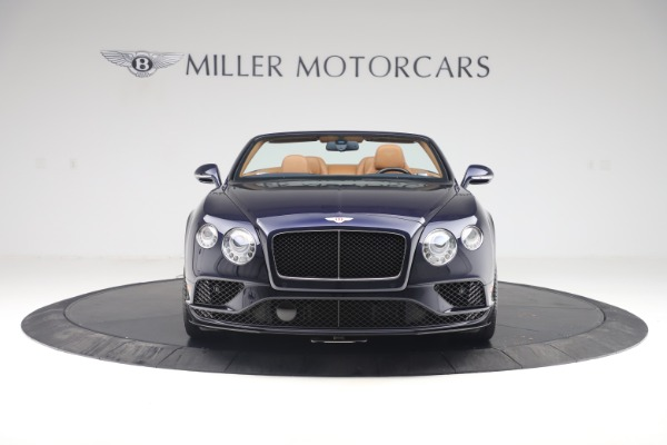 Used 2016 Bentley Continental GTC V8 S for sale Sold at Bugatti of Greenwich in Greenwich CT 06830 19
