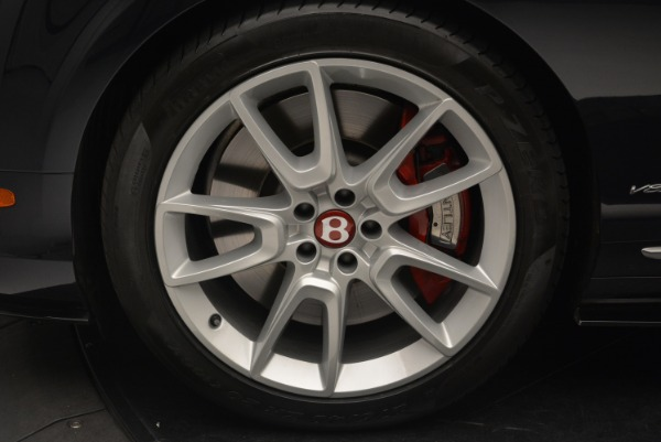 Used 2016 Bentley Continental GTC V8 S for sale $139,900 at Bugatti of Greenwich in Greenwich CT 06830 20