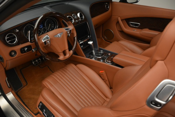 Used 2016 Bentley Continental GTC V8 S for sale Sold at Bugatti of Greenwich in Greenwich CT 06830 22