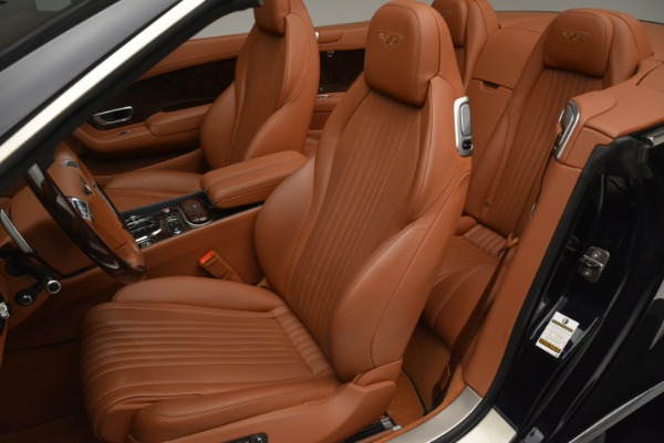 Used 2016 Bentley Continental GTC V8 S for sale Sold at Bugatti of Greenwich in Greenwich CT 06830 23