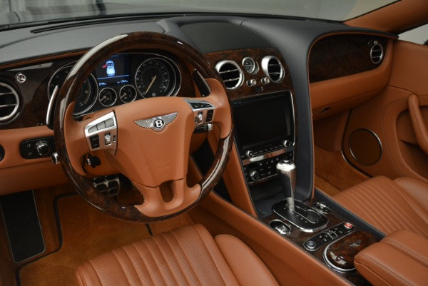 Used 2016 Bentley Continental GTC V8 S for sale Sold at Bugatti of Greenwich in Greenwich CT 06830 25