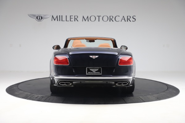 Used 2016 Bentley Continental GTC V8 S for sale $139,900 at Bugatti of Greenwich in Greenwich CT 06830 6