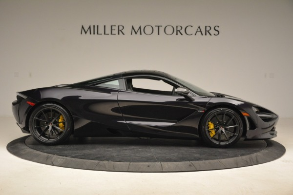 Used 2018 McLaren 720S Coupe for sale Sold at Bugatti of Greenwich in Greenwich CT 06830 9