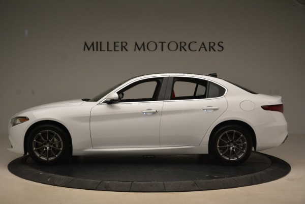 New 2018 Alfa Romeo Giulia Q4 for sale Sold at Bugatti of Greenwich in Greenwich CT 06830 3