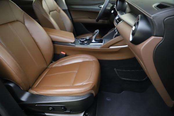 Used 2018 Alfa Romeo Stelvio Ti Q4 for sale $32,900 at Bugatti of Greenwich in Greenwich CT 06830 24