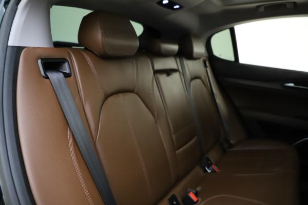 Used 2018 Alfa Romeo Stelvio Ti Q4 for sale $32,900 at Bugatti of Greenwich in Greenwich CT 06830 26